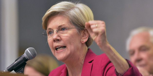 The Speech That Could Make Elizabeth Warren the Next President of the United States...historical speach by Warren.