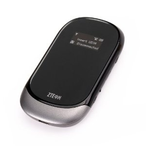 Review ZTE MF62 Unlocked 3G 4G HSPA +GSM USB Router 21.6 Mbps WIFI Mobile Hotspot by Koolertron - ZTE TABLET BEST REVIEW