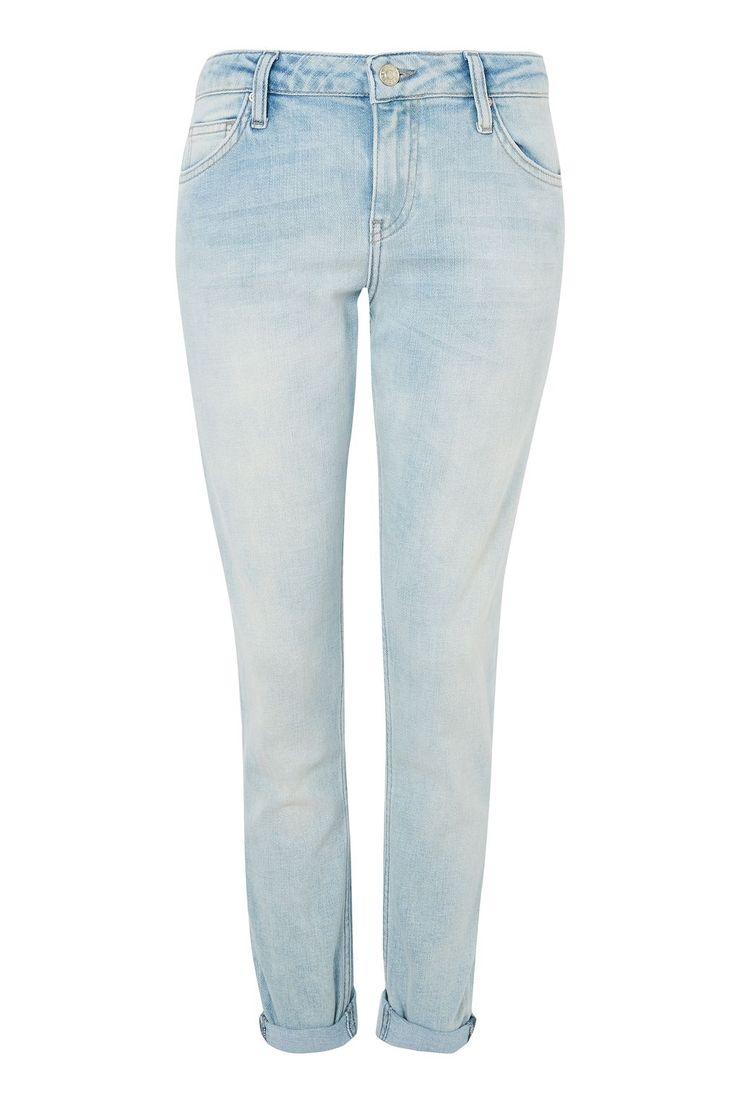 MOTO Bleach Lucas Jeans