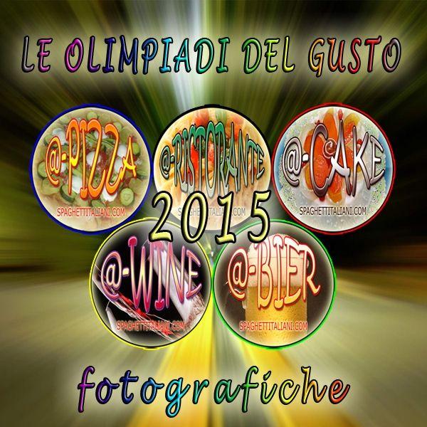 """Olimpiadi del Gusto Fotografiche 2015 - Concorsi fotografici con tema enogastronomico aperto a tutti a scopo benefico per raccogliere fondi per l'Associazione """"I Bambini di Manina del Madagascar"""""""