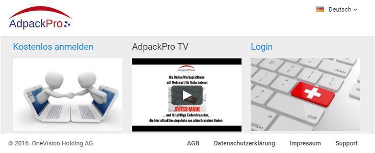 SEO Marketing der neuen Generation Adpackpro bietet Verkaufsförderung mit System