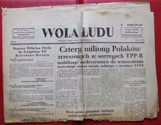 Gazety PRL