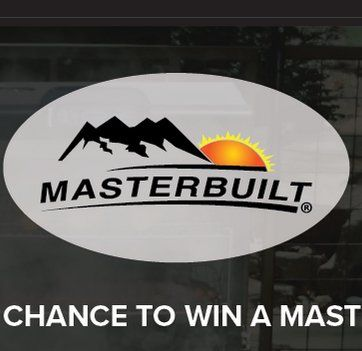 """Be 1 of 10 to win a $199.00 Masterbuilt 30"""" Digital Electric Smoker. The Masterbuilt 30″ Digital Electric Smoker is perfect for the beginner or the pro. You'll achieve competition-ready results in your own backyard!"""