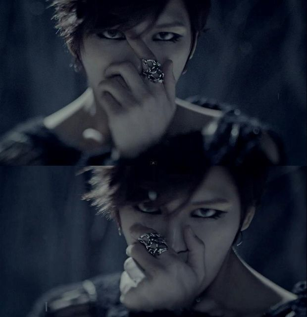 "Kim Jaejoong (JYJ) wearing Taujan ring in his music video ""Mine"" #김재중 #JYJ"