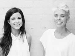 Q + A with Kate & Kate - Australian designers