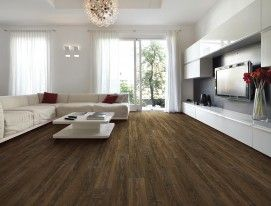 Smoked Rustic Pine HD Capell Flooring and Interiors in Meridian ID. Flooring store serving Boise, Meridian, Caldwell, and surrounding areas. www.capellinteriors.com