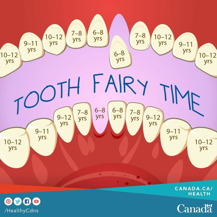 Tooth Fairy Time!