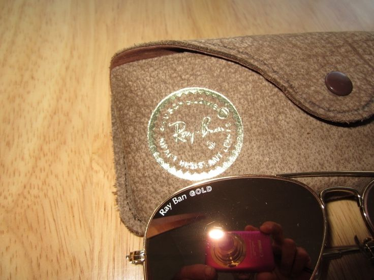 Ray Ban Gold 14k Series Bausch & Lomb - Mother of all Ray Ban sunglasses