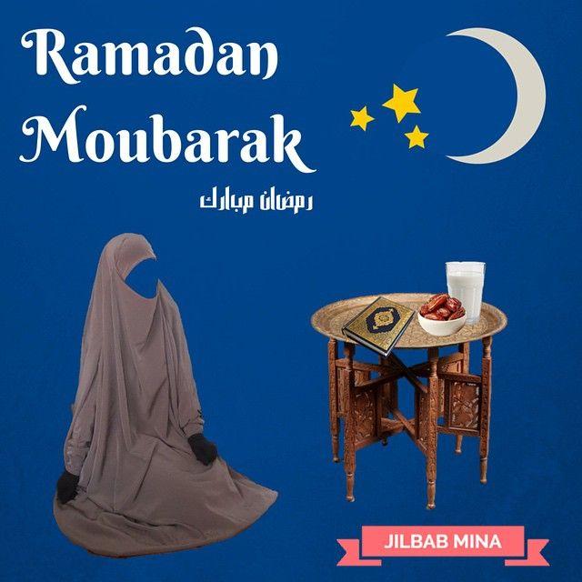 #Ramadan moubarak