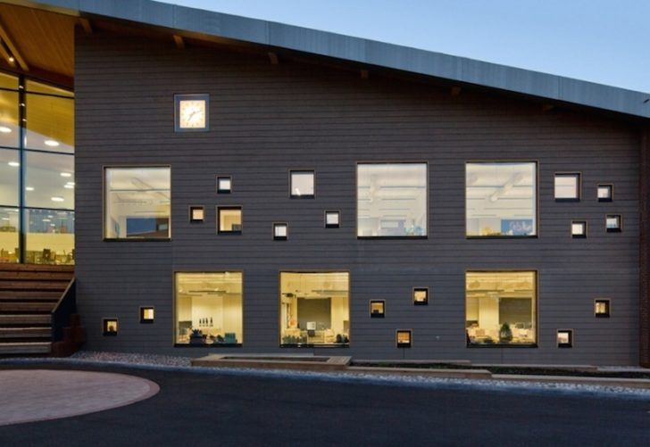Image  From Gallery Of Saunalahti School Verstas Architects Photograph By Andreas Meichsner