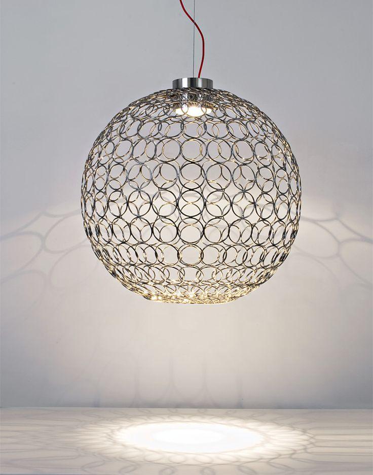 G.R.A. Suspension lamp, Contemporary Dining Room Lighting Design at Cassoni.com