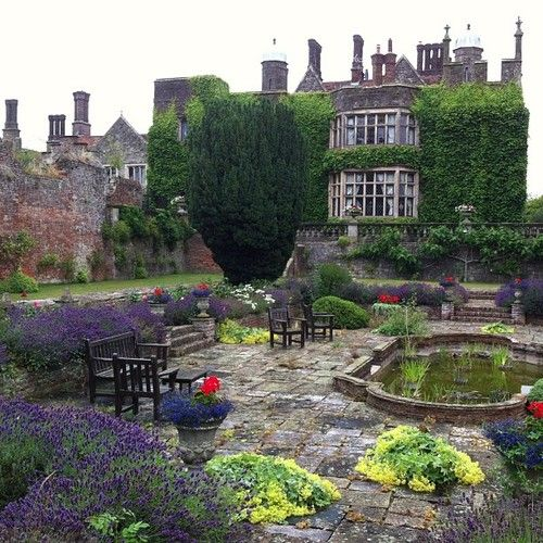 Eastwell Manor #country #house #posh #garden #england