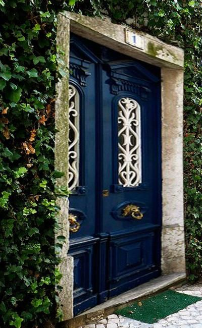 23 Best Images About Doors On Pinterest Adobe Blue