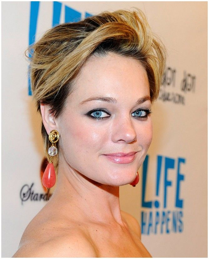 Hairstyles For Short Hair Fast : 91 best short hairstyles images on pinterest