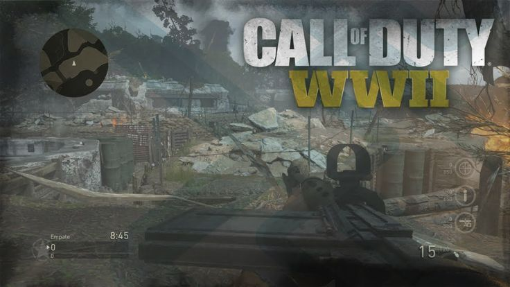 CÓMO SER INMORTAL EN CALL OF DUTY WW2 LOS MEJORES CONSEJOS: Parte 1: https://www.youtube.com/watch?v=bWbvHuC-wCE Parte 2:https://www.youtube.com/watch?v=z53a1pwumts --------------------------------------------------------------------------------------------------------- TODOS LOS EPISODIO DE UNCHARTED 4: https://www.youtube.com/watch?v=s5db9gTFnng&list=PLU9JGPOXPDUEoierpQTQYrD9Y_lNejvjl COMO TRIUNFAR EN YOUTUBE: https://www.youtube.com/watch?v=ZkepezRgjr8 EPISODIOS RESIDENT EVIL 7…