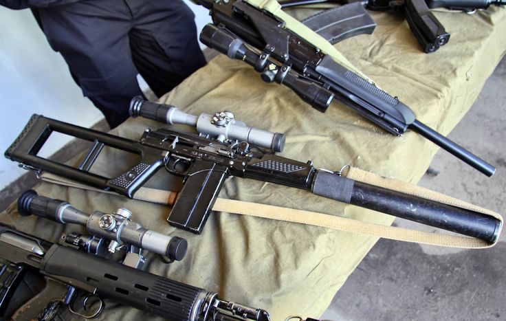 Sniper Rifles Used by Syrian Armed Forces | iHLS Israel Homeland Security