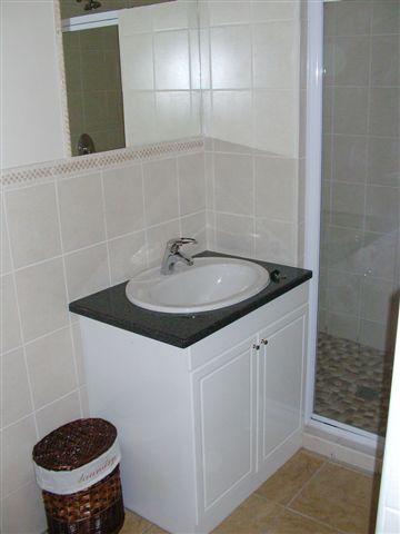 A bathroom in Kingfisher