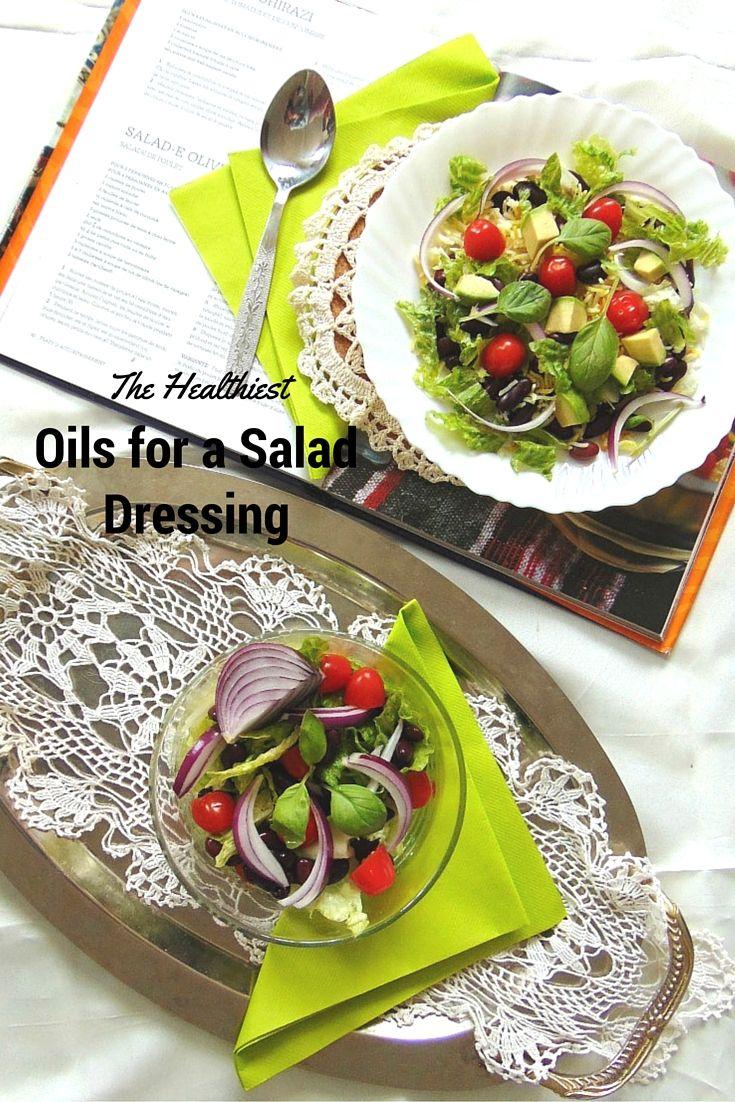 The Healthiest Oils for a Salad Dressing  What Is the Best Oil for Cooking? Healthy Cooking Oils #food #healthyfood  o ile nasze zdrowie jest kwestią równowagi, to jednym z jej składników jest właśnie równowaga między omega 3 i omega 6. Tu nadmiar omega 6  sprzyja rozwojowi tkanki tłuszczowej i stanom zapalnym (te z kolei mogą prowadzić do zmian nowotworowych).