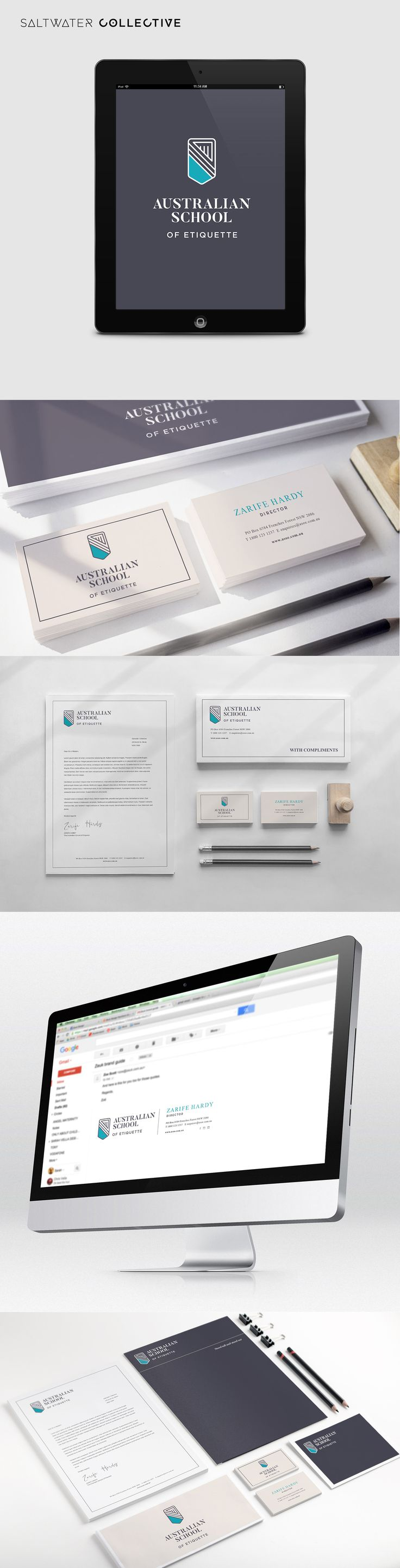 New brand creation for ASOE #DesignedBySWC