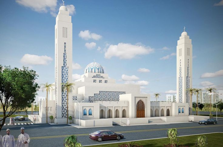 Yaghmour Architects – Al Hail Green Mosque
