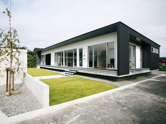 真岩拓郎建築設計事務所 真岩 拓郎 - 入善の家|建築家WEB