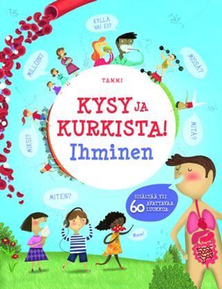 #Kysyjakurkista! Ihminen on hauska ja oivaltava #luukkukirja.