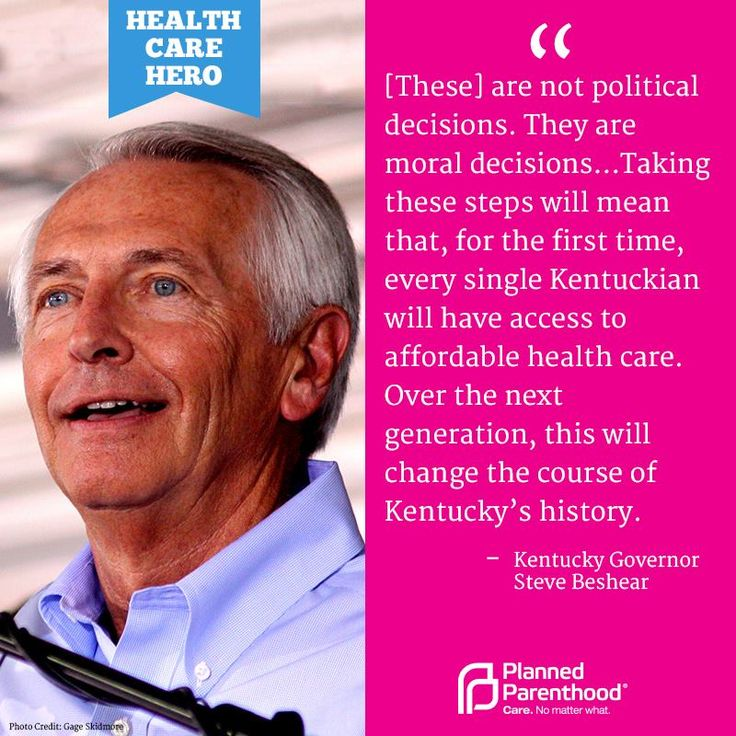 Thanks to Governor Beshear's leadership, Kentucky not only expanded Medicaid AND opened its own health care exchange—it's also the top state in ACA enrollment. In a little over a month, 32,500 people have gotten new health care coverage, and Medicaid expansion will reduce the number of uninsured people by 57.1%! That's progress—so for all of the Kentuckians who will benefit, we're giving him a round of well-deserved applause.