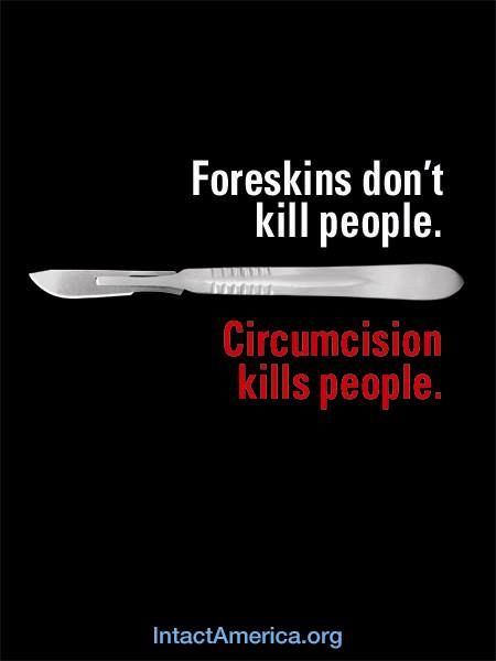Should I include circumcision in my essay?