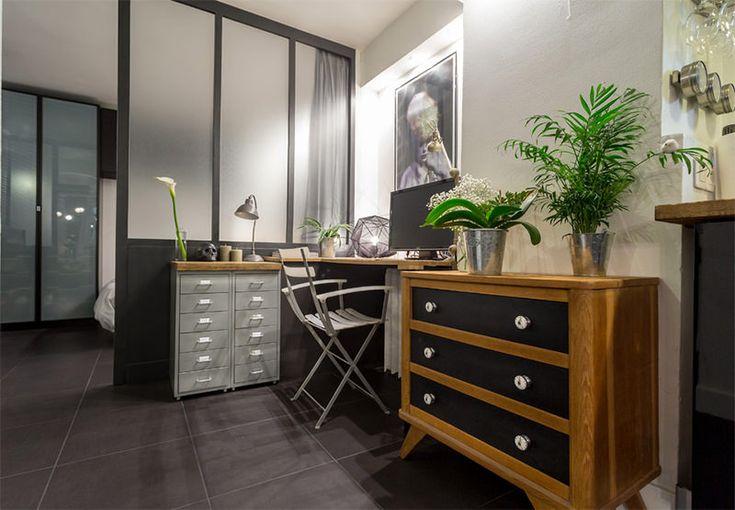 Para integrar sofisticação a um espaço, nada melhor que recorrermos ao estilo industrial. São texturas e revestimentos que transitam entre a rusticidade de