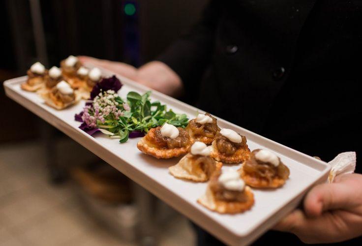 Perogies #ellefood #catering