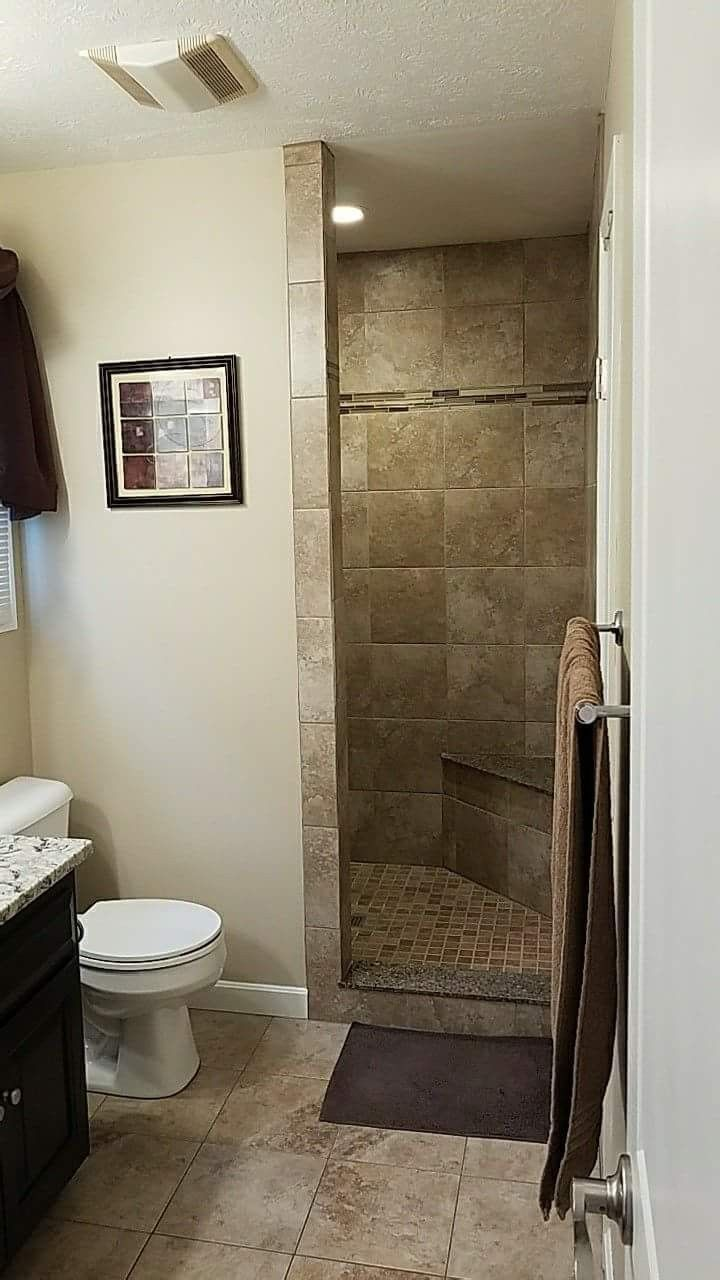 10 Fantastic Walk in Showers Design Ideas For Small ...