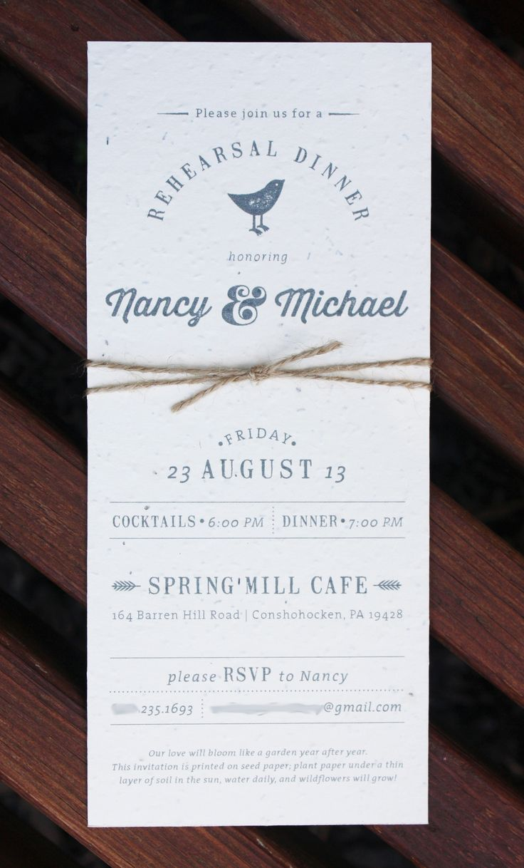 sample wedding invitation email wording to colleagues%0A Rehearsal Invite