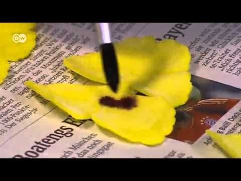 Artificial flowers | Euromaxx - Cool Copies - YouTube
