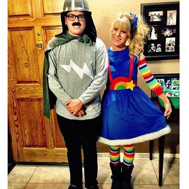 DIY '80s Halloween Costumes | POPSUGAR Love & Sex