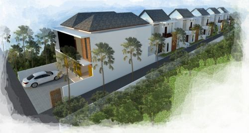Sejahgad Town House A. Yani Residence