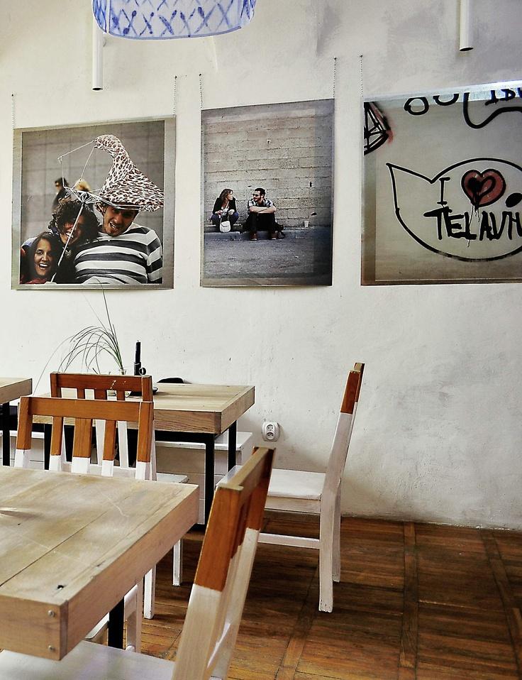 Hamsa - hummus & happiness  - israeli restobar - Krakow   designed by projekt i...  http://projekt-i.blogspot.com/2013/01/hamsa.html