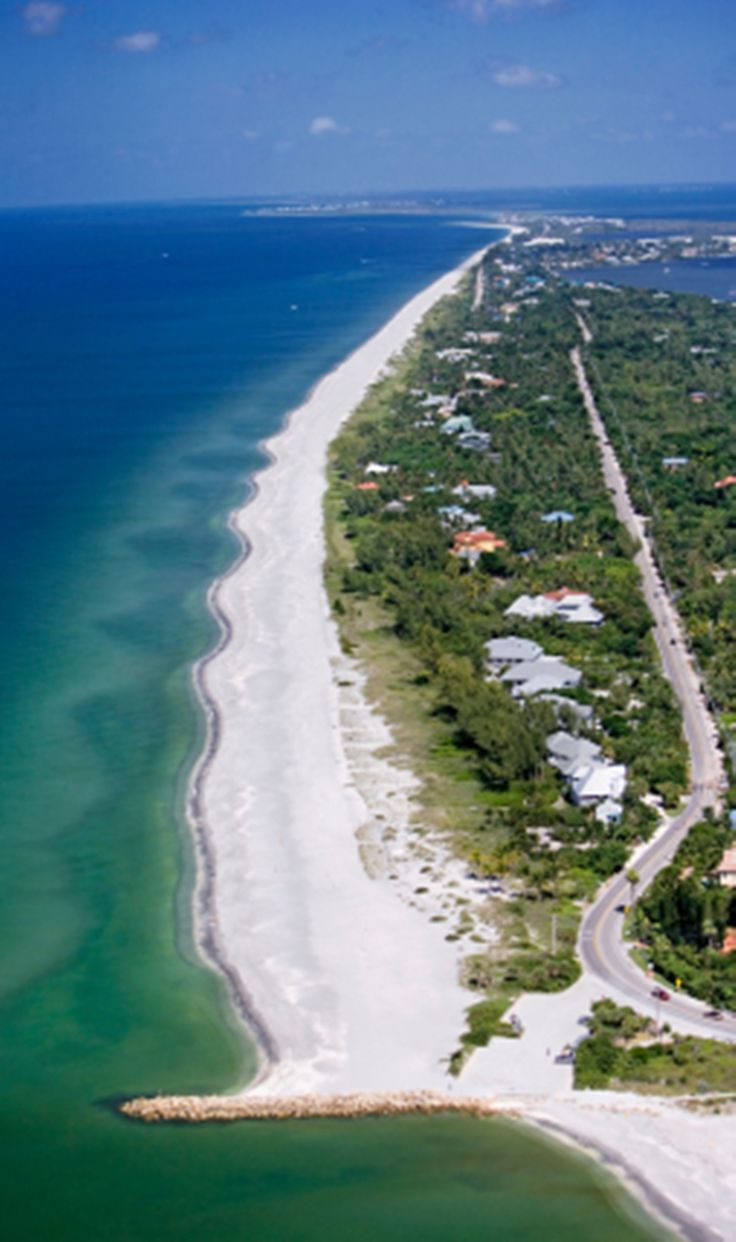 Beautiful Sanibel Island, Florida   is a top vacation destination