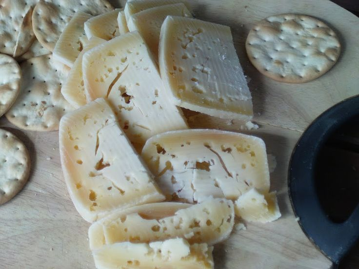Little Green Cheese: Emmental Cheese