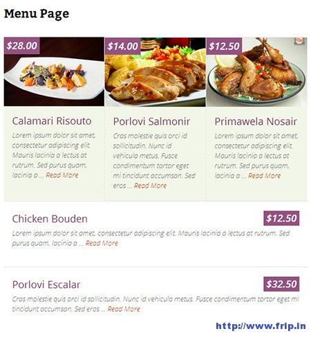 15 Best Free & Premium #Restaurant WordPress #Menu Plugin 2016  http://www.frip.in/free-premium-restaurant-wordpress-menu-plugin/