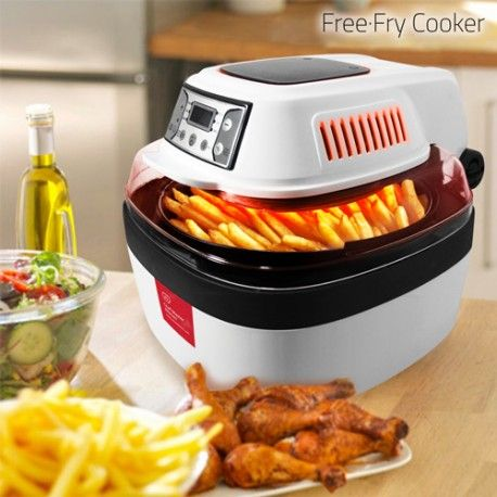 Freidora sin Aceite Free Fry Cooker