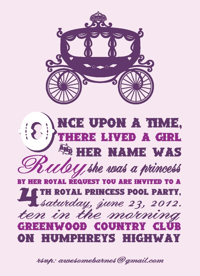 17 best images about zoey 1st on pinterest princess birthday once upon a time there lived a girl and her name was rayna she was a vampire princess by bloody decree she demands your presence at her party stopboris Images