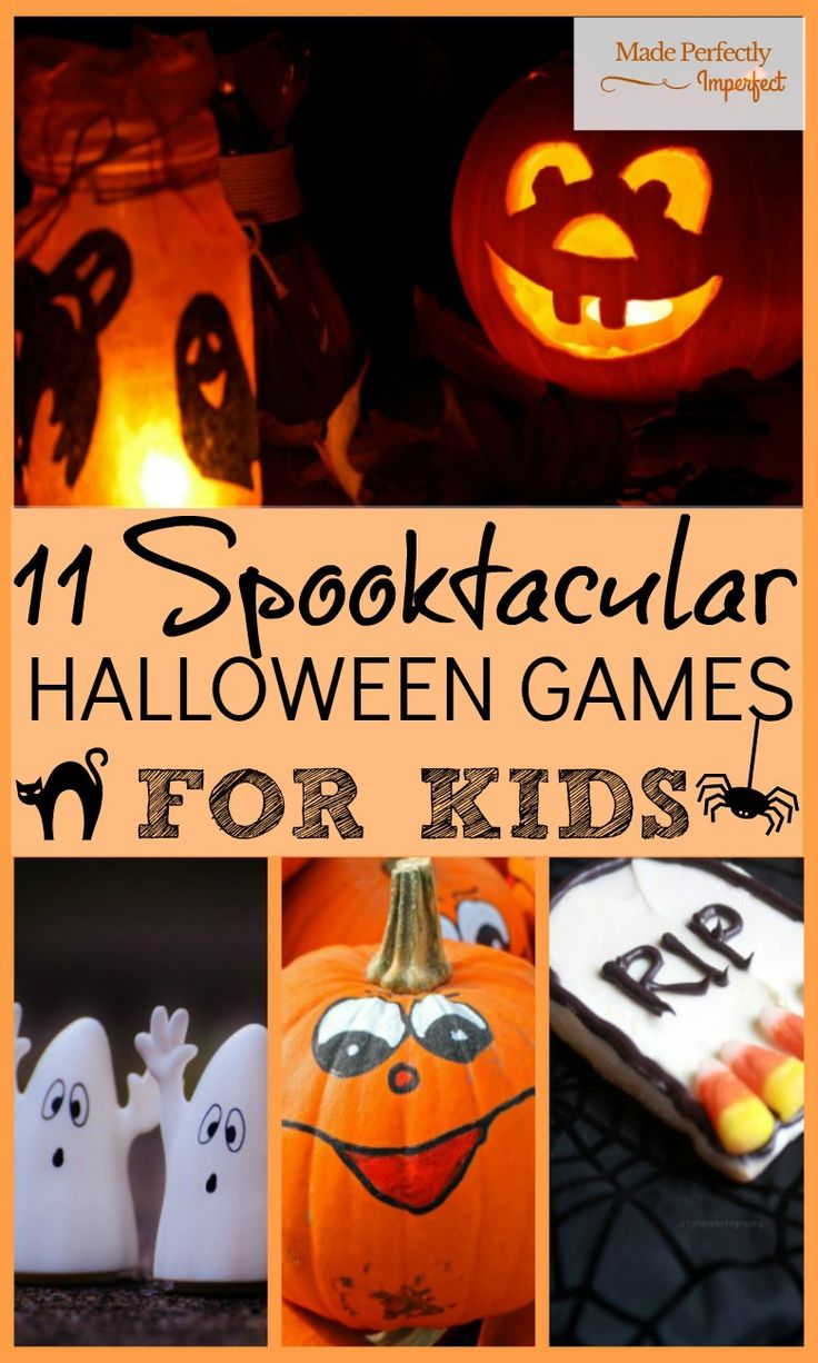 1662 best Kids - Halloween Activities images on Pinterest