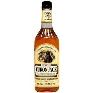 Yukon Jack Canadian Liqueur The Black Sheep Of Canadian
