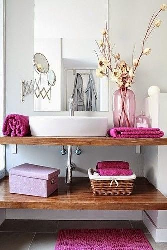 M s de 25 ideas incre bles sobre como decorar un ba o en - Como decorar un bano blanco ...