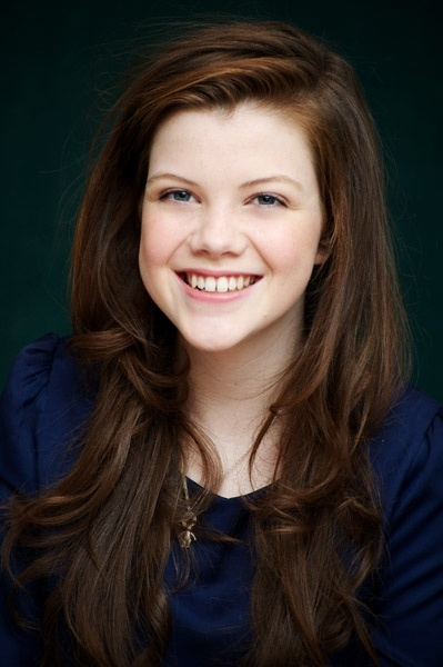 Georgie Henley: Lucy from The Chronicles of Narnia
