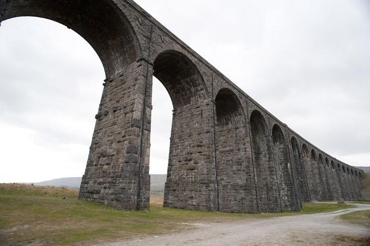 Free Stock photo of ribblehead viaduct arches | Photoeverywhere