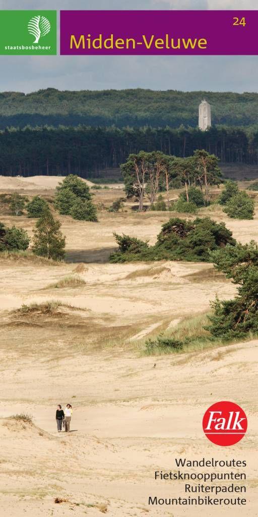 Midden-Veluwe is een prachtig geschakeerd aaneengesloten natuurgebied met heuvels en stuwwallen daterende uit de laatste ijstijd van zo'n 150.000 jaar geleden. Ontdek met deze wandelkaart de mooiste historische stukken natuur in de Veluwe. Alle straatname
