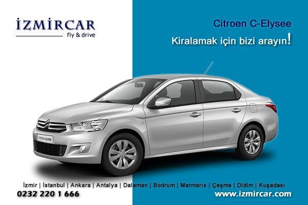 İzmir Havalimanı araç kiralama hizmetlerinde 7/24 hizmet vermekteyiz.