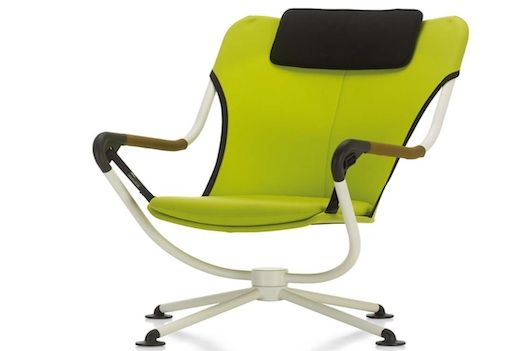 Vitra Introduces Chair Designs Inspired By Extreme Sports [NY Design Week 2012]