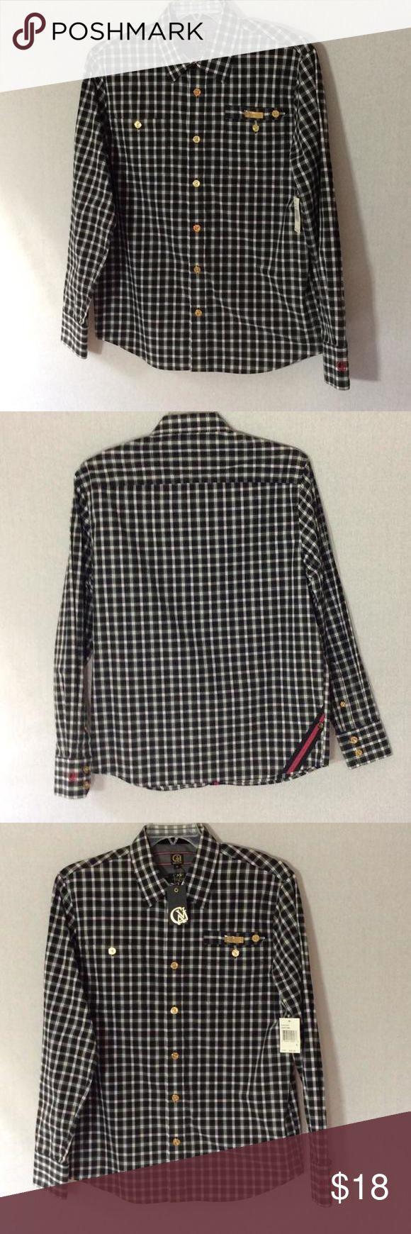 NWT Cavi Button Down Long Sleeve Shirt NWT Cavi Button Down Long Sleeve Shirt Shirts & Tops
